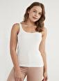 Penti Kadın  Atlet  Ana Kumaş Elastane 5,00 Ana Kumaş Vıscose 95,00   Beyaz